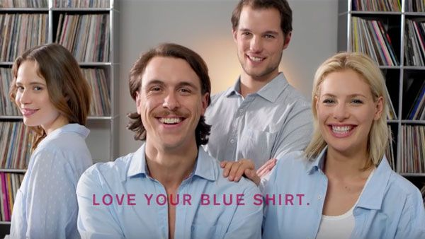 Love your Blue Shirt! #sponsored | sponsored Posts | Was is hier eigentlich los?