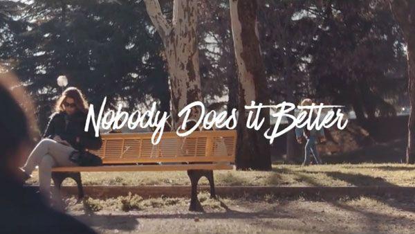 Michael Calfan - Nobody Does It Better | Musik | Was is hier eigentlich los?