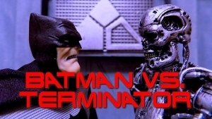 Nach Superman: Batman vs. Terminator | Stop-Motion | Was is hier eigentlich los?