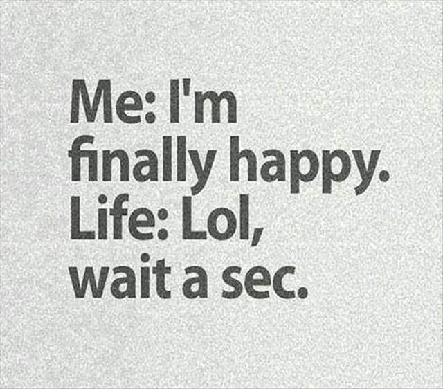 Das Leben und ich | Lustiges | Was is hier eigentlich los?