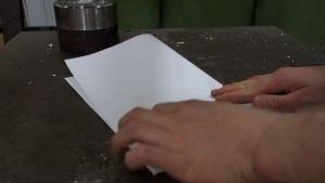 Und man kann ein Blatt Papier doch mehr als 7 Mal falten | Was gelernt | Was is hier eigentlich los? | wihel.de