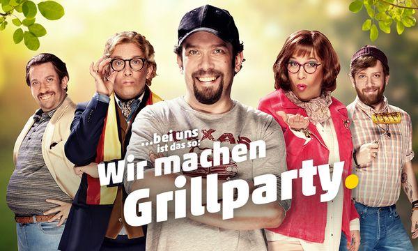 Christian Ulmen lädt zur Grillparty! | sponsored Posts | Was is hier eigentlich los?