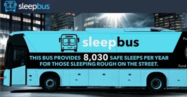 Der Sleepbus - Crowdfunding für die gute Sache | Gadgets | Was is hier eigentlich los? | wihel.de