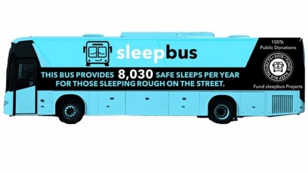 Der Sleepbus - Crowdfunding für die gute Sache | Gadgets | Was is hier eigentlich los?