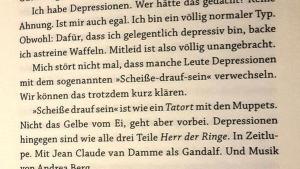 Der Unterschied zwischen Depression und