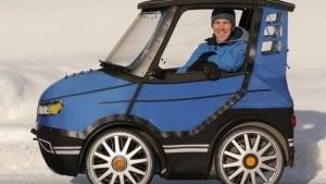 Für alle, die ein Fahrrad brauchen, aber ein Auto wollen: der PodRide von Mikael Kjellman | Gadgets | Was is hier eigentlich los? | wihel.de
