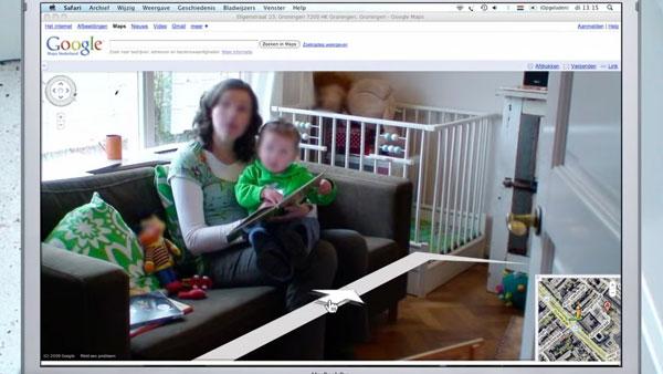 Google StreetView immer detailierter (quasi für den Arsch) | Lustiges | Was is hier eigentlich los?