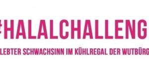 #Halalchallenge - Es geht halt immer noch dümmer | WTF | Was is hier eigentlich los? | wihel.de
