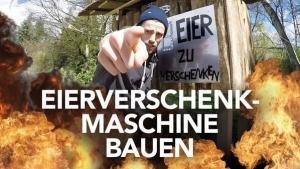 Heimwerkerking Fynn Kliemann verschenkt seine Eier | Handwerk | Was is hier eigentlich los? | wihel.de