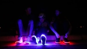 LED-Schuhe selbst gebastelt | Gadgets | Was is hier eigentlich los? | wihel.de