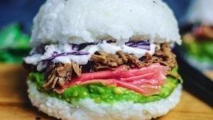 The next Level: Sushi Burger | Essen und Trinken | Was is hier eigentlich los?