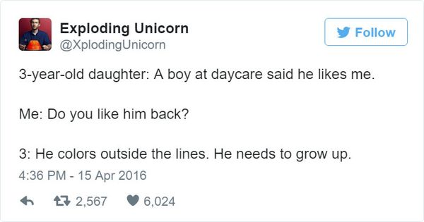Twitter-Empfehlung: Ein Vater von 4 Töchtern und sein Alltag | Lustiges | Was is hier eigentlich los?