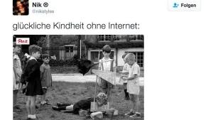 Wie das damals so ohne Internet war | Lustiges | Was is hier eigentlich los? | wihel.de
