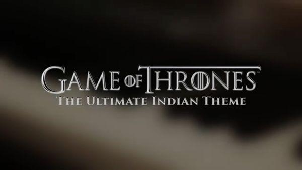Das Game of Thrones-Theme auf Indisch | Musik | Was is hier eigentlich los?