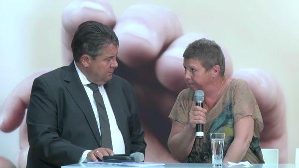 Die Gerechtigkeitskonferenz mit Sigmar Gabriel und Susanne Neumann | Geschichten aus'm Alltag | Was is hier eigentlich los?