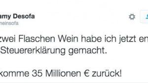Endlich die Steuererklärung fertig! | Lustiges | Was is hier eigentlich los? | wihel.de