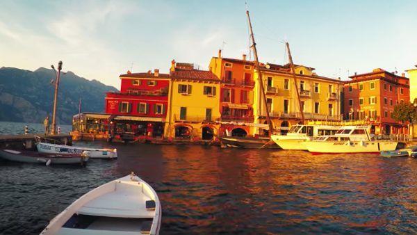 Italy from Above in 4K - Eingefangen von Lukas Kusstatscher   Travel   Was is hier eigentlich los?