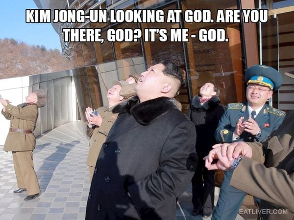 Oldie but Goldie: Kim Jong-un guckt sich Sachen an | Lustiges | Was is hier eigentlich los?
