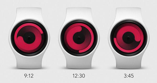 Stylische Uhr ohne Ziffern: Die GRAVITY Banana | Gadgets | Was is hier eigentlich los?