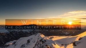 Timelapse: WINTER | DOLOMITES 4K | Travel | Was is hier eigentlich los? | wihel.de