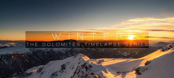 Timelapse: WINTER | DOLOMITES 4K | Travel | Was is hier eigentlich los?