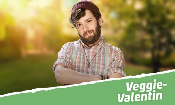 Veggie-Valentin bei Christian Ulmens