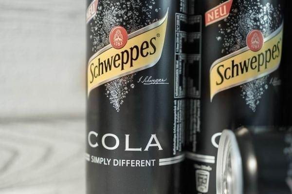 Das schwarze Schaf in der Familie: Schweppes Cola | sponsored Posts | Was is hier eigentlich los?