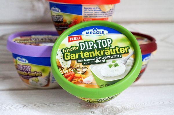 Einfach mal einen wegdippen: MEGGLE Dip&Top im Test | sponsored Posts | Was is hier eigentlich los? | wihel.de