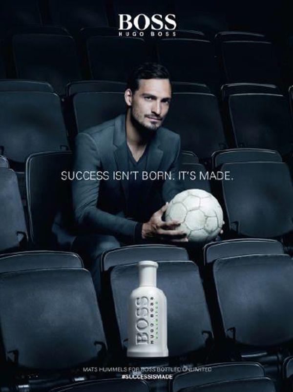Erfolg wird dir nicht geschenkt. Du verdienst ihn dir. #SuccessIsMade [Sponsored] | sponsored Posts | Was is hier eigentlich los?