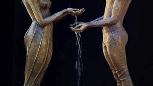 Fontaines - Starke Springbrunnen von Malgorzata Chodakowska | Design/Kunst | Was is hier eigentlich los? | wihel.de