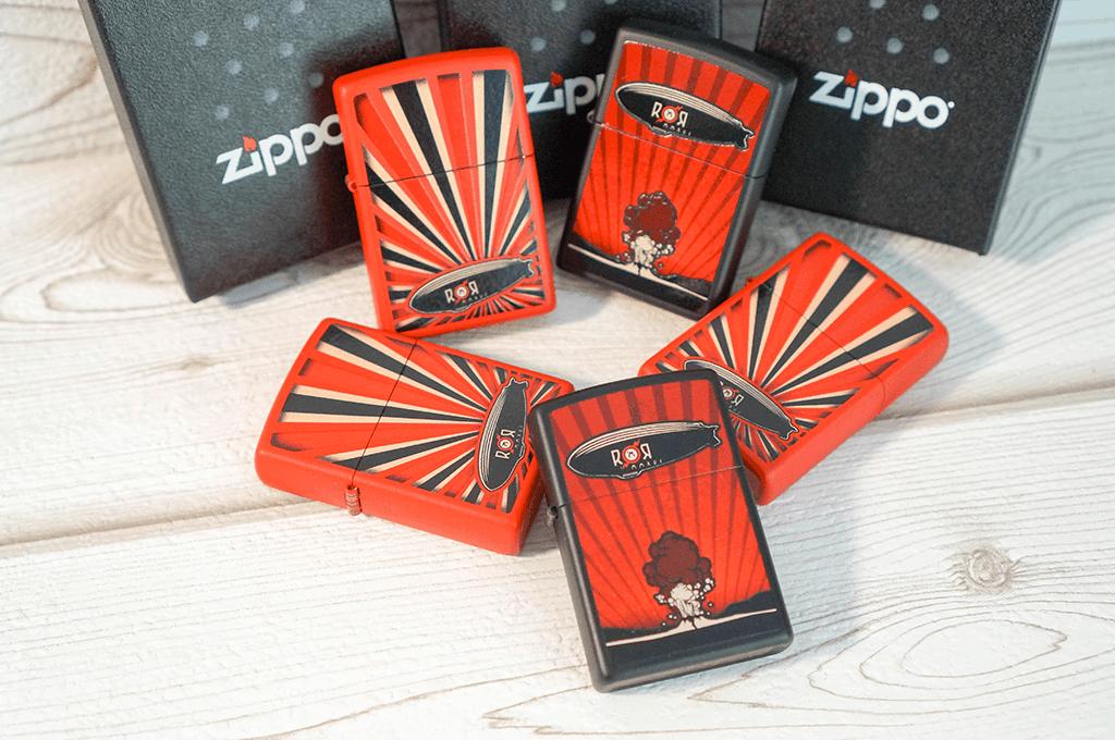 Gewinnspiel: Exklusive, limitierte Rock am Ring Zippo Feuerzeuge | sponsored Posts | Was is hier eigentlich los?