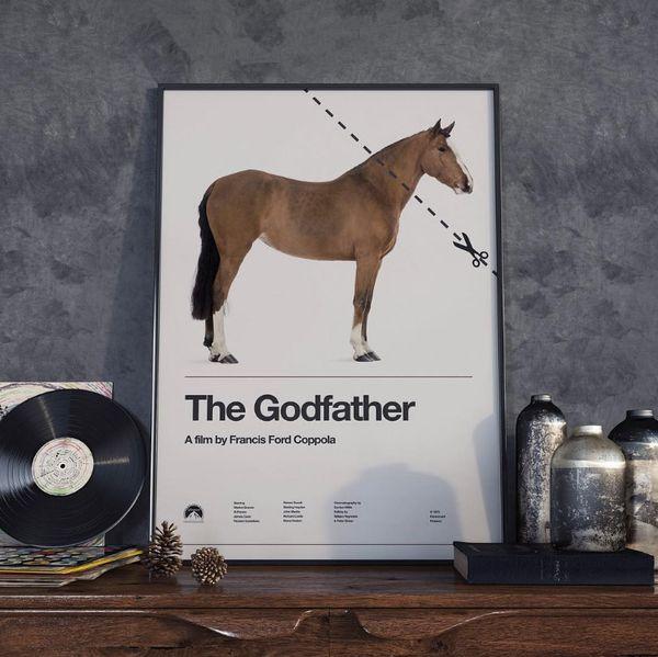 Jeden Tag ein neues Filmposter - Peter Majarich machts | Design/Kunst | Was is hier eigentlich los?