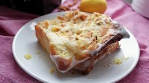 Line backt Pull-Apart-Bread mit Zitronenbutter und Mandeln | Line backt | Was is hier eigentlich los? | wihel.de