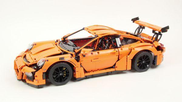 Timelapse eines Lego-Porsche-Zusammenbaus | Gadgets | Was is hier eigentlich los?