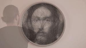 Bindfadenkunst von Petros Vrellis | Design/Kunst | Was is hier eigentlich los?