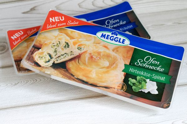 Da ist was im Ofen: Die MEGGLE Ofen Schnecke   sponsored Posts   Was is hier eigentlich los?