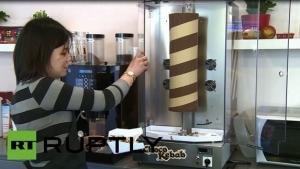 Der Döner von morgen: Schoko-Kebab | Essen und Trinken | Was is hier eigentlich los? | wihel.de