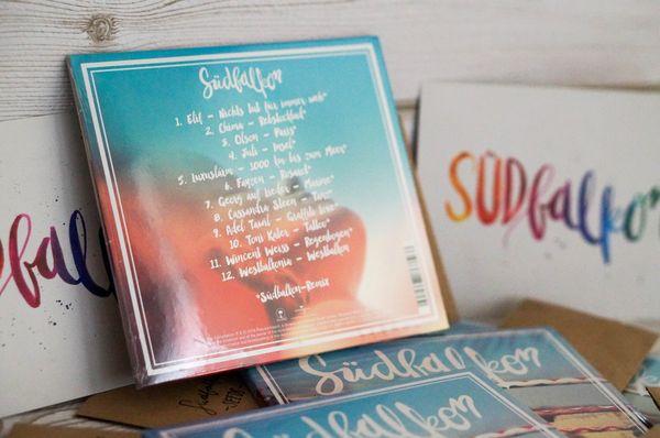 Gewinnspiel: Südbalkon - Perfekte Musik für den Sommer