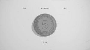 Münzen vor Einführung des Euros | Animation | Was is hier eigentlich los? | wihel.de