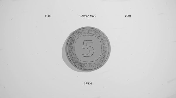 Münzen vor Einführung des Euros | Animation | Was is hier eigentlich los?