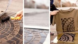 Umgekehrte Street-Art: Druck dir deine Stadt aufs Shirt | Design/Kunst | Was is hier eigentlich los?