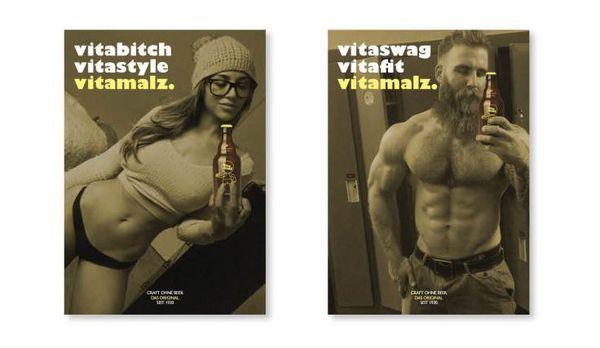 Wenn Agenturen mal ein bisschen Zeit haben: Freies Konzept für Vitamalz | Werbung | Was is hier eigentlich los?