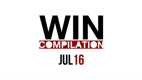 Win-Compilation im Juli 2016
