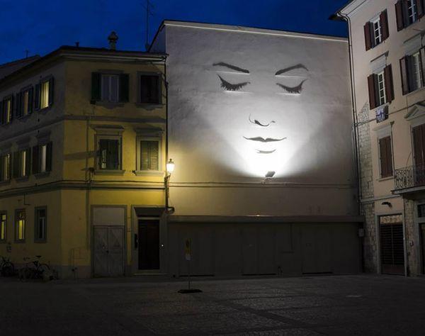 Wunderbare Schattenkunst von Fabrizio Corneli