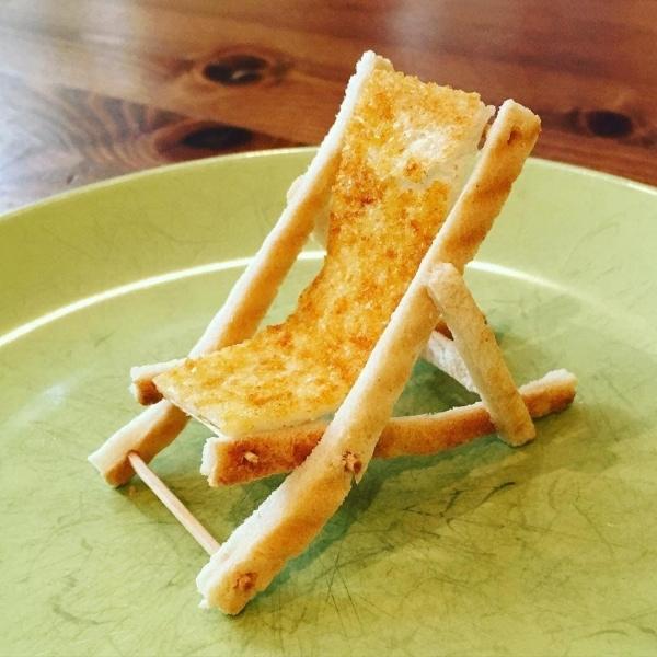 Brot(lose) Kunst von Adam Perry