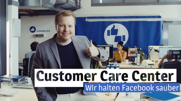 Das Facebook-Anti-Hate-Speech-Center in Berlin | Lustiges | Was is hier eigentlich los?