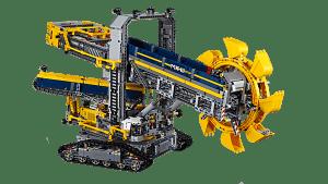 Ein riesiger Schaufelradbagger aus LEGO | Gadgets | Was is hier eigentlich los? | wihel.de