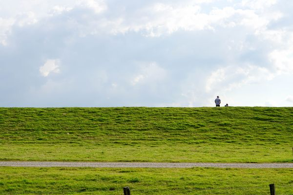 Gedanken-Tüdelüt (25): Die Sache mit der Entschleunigung - Ein Ausflug zum Fährmanssand | Kolumne | Was is hier eigentlich los?