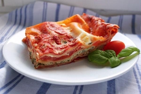 Line kocht vegetarische Kräuterlasagne | Line kocht | Was is hier eigentlich los?