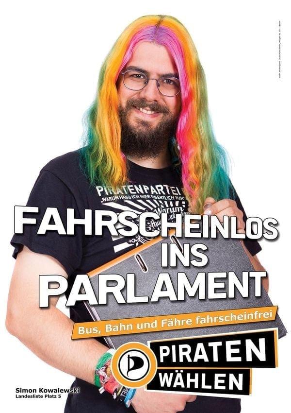 Wahlplakate aus der Hölle | WTF | Was is hier eigentlich los?